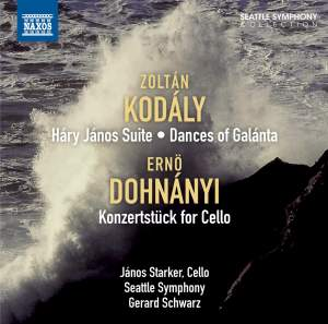 Gerard Schwarz conducts Kodály & Dohnányi Product Image