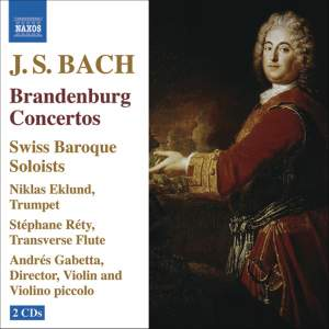 Bach - Brandenburg Concertos Product Image