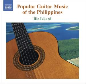 Popular Guitar Music of Philippines Product Image