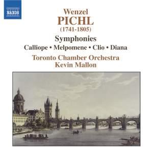 Pichl - Symphonies