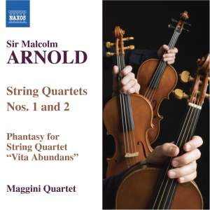Arnold - String Quartets Nos. 1 & 2 Product Image