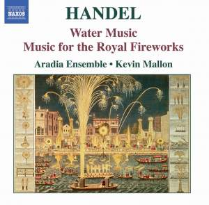 Handel: Water Music Suites & Music for the Royal Fireworks Product Image