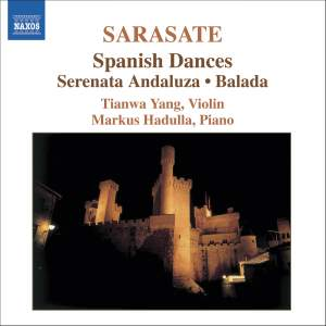 Sarasate - Music for Violin and Piano Volume 1