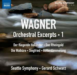 Wagner: Orchestral Excerpts Volume 1 Product Image