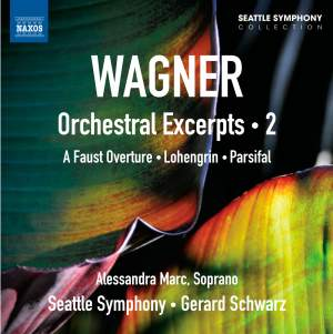 Wagner: Orchestral Excerpts Volume 2 Product Image