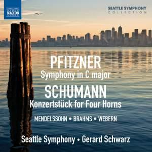 Hans Pfitzner: Symphony in C major Product Image