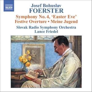 Foerster, J: Symphony No. 4 'Easter Eve', etc. Product Image