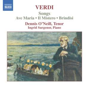Verdi - Songs Product Image