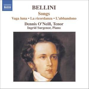 Bellini - Songs