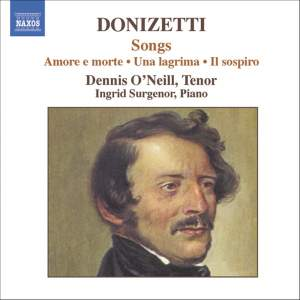 Donizetti - Songs Product Image