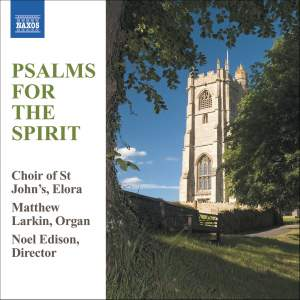 Psalms for the Spirit Product Image