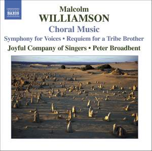Malcolm Williamson - Choral Music Product Image