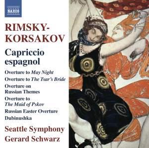 Rimsky-Korsakov: Capriccio Espagnol, Overtures & Dubinushka