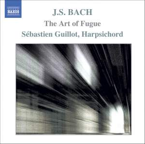 Bach, J S: The Art of Fugue, BWV1080a Product Image