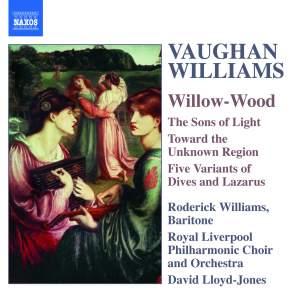 Vaughan Williams - Willow-Wood