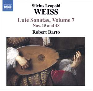 Weiss: Lute Sonatas Volume 7