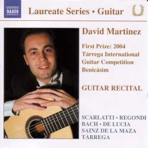 Guitar Recital: David Martinez Product Image