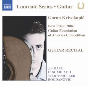 Guitar Recital: Goran Krivokapic Product Image