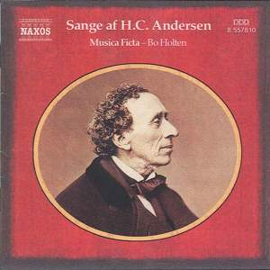 Songs To Texts By Hans Christian Andersen