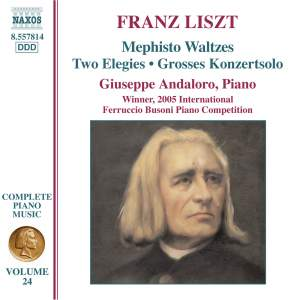 Liszt: Complete Piano Music Volume 24 Product Image