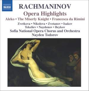 Rachmaninov - Opera Highlights