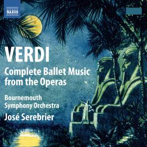 Verdi: Complete Ballet Music from the Operas Product Image
