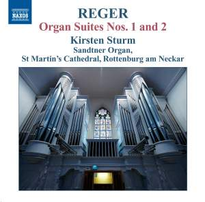 Reger - Organ Works Volume 12 Product Image