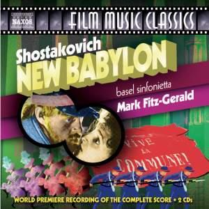 Shostakovich: New Babylon (Complete Score)