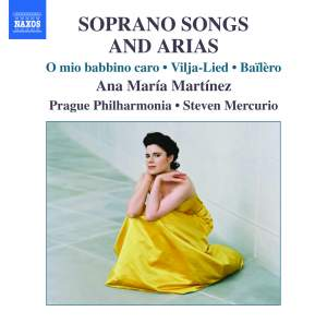 Soprano Songs and Arias Product Image