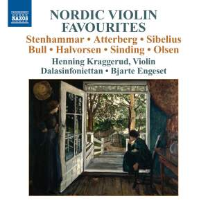 Nordic Violin Favourites Product Image