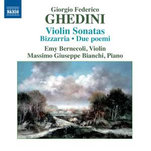 Ghedini: Complete Music for Violin and Piano