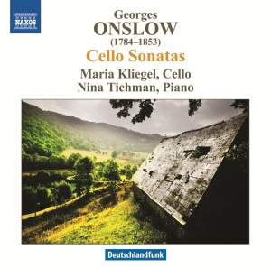 Onslow: Cello Sonatas Product Image