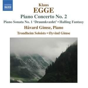 Klaus Egge - Piano Concerto No. 2