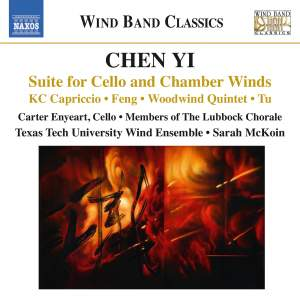 Chen Yi: Suite for Cello and Chamber Winds