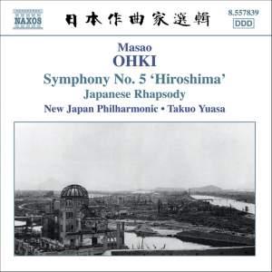 Ohki: Symphony No. 5 & Japanese Rhapsody Product Image