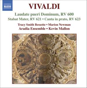 Vivaldi - Sacred Music Volume 2 Product Image