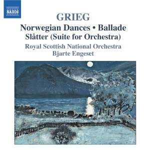 Grieg - Orchestral Music Volume 2 Product Image