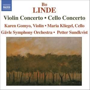 Linde: Violin Concerto & Cello Concerto Product Image
