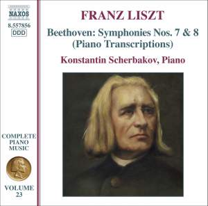 Liszt: Complete Piano Music Volume 23 Product Image