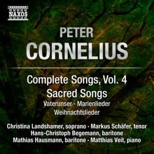 Peter Cornelius: Complete Lieder, Volume 4