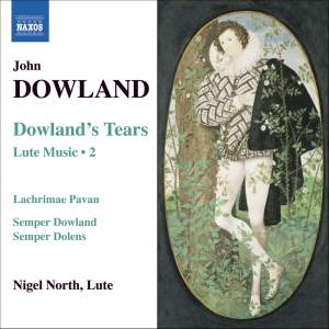 Dowland - Lute Music Volume 2 Product Image
