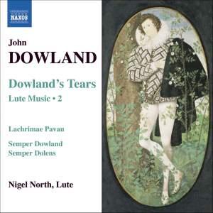 Dowland - Lute Music Volume 2