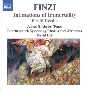 Finzi: Intimations of Immortality & For St Cecilia Product Image