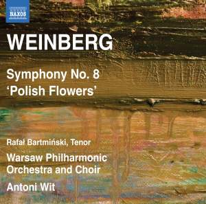 Weinberg: Symphony No. 8 'Polish Flowers', Op. 83 Product Image