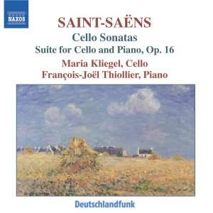 Saint-Saëns - Cello Sonatas Product Image