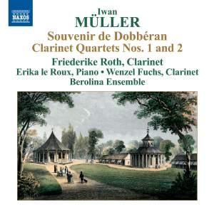 Iwan Müller: Souvenir de Dobbéran Product Image