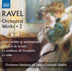 RAVEL, M.: Orchestral Works, Vol. 2 (Lyon National Orchestra, Slatkin)
