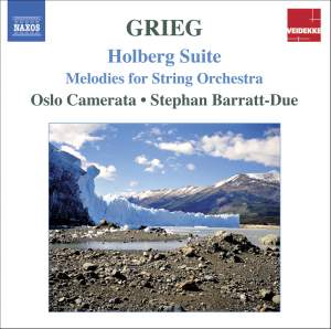 Grieg - Music for String Orchestra Product Image