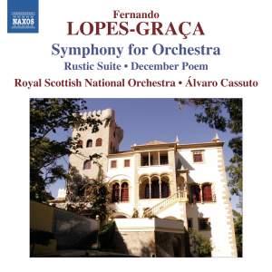 Fernando Lopes-Graça: Symphony for Orchestra