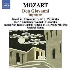 Mozart: Don Giovanni, K527 (highlights) Product Image